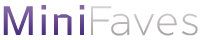 MiniFaves Logo